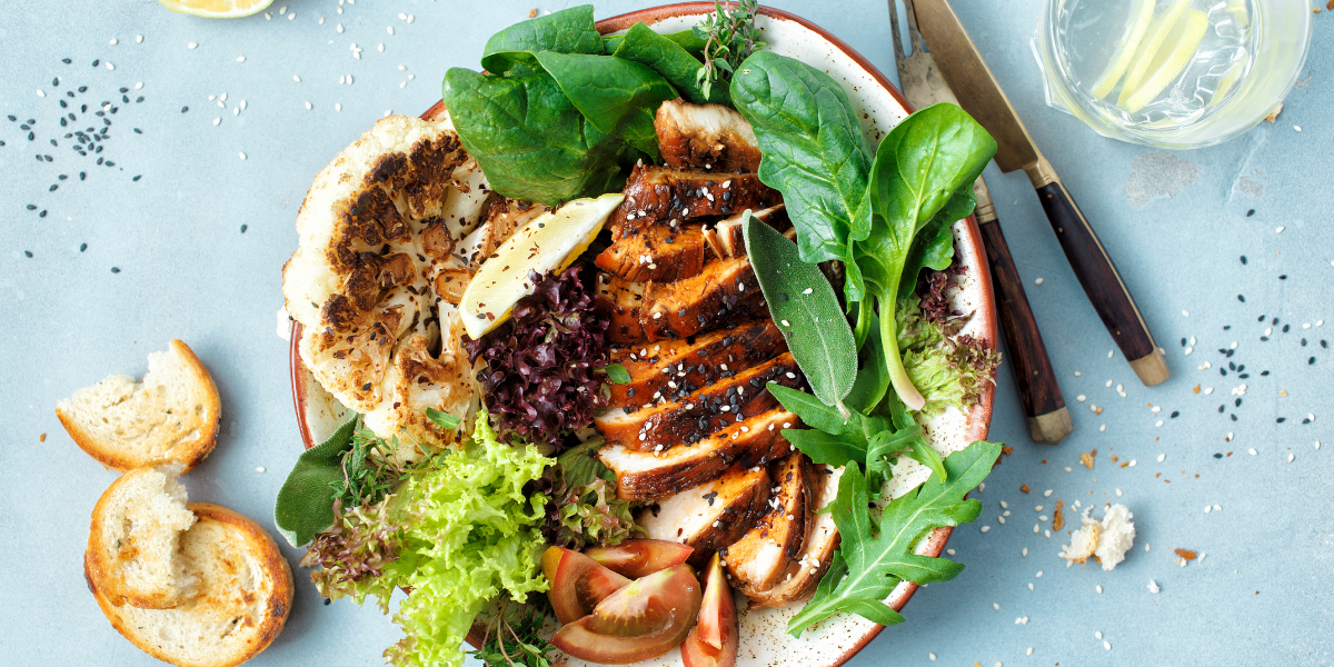 How to get balanced Nutrition from your diet