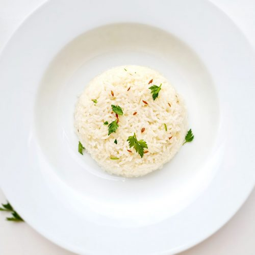 How to Cook Fluffy Cumin Rice